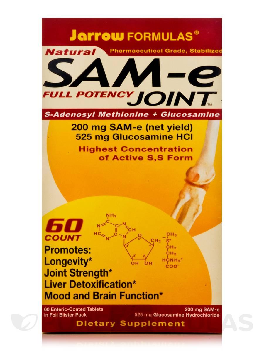 SAM-e Joint 200 mg - 60 Capsules