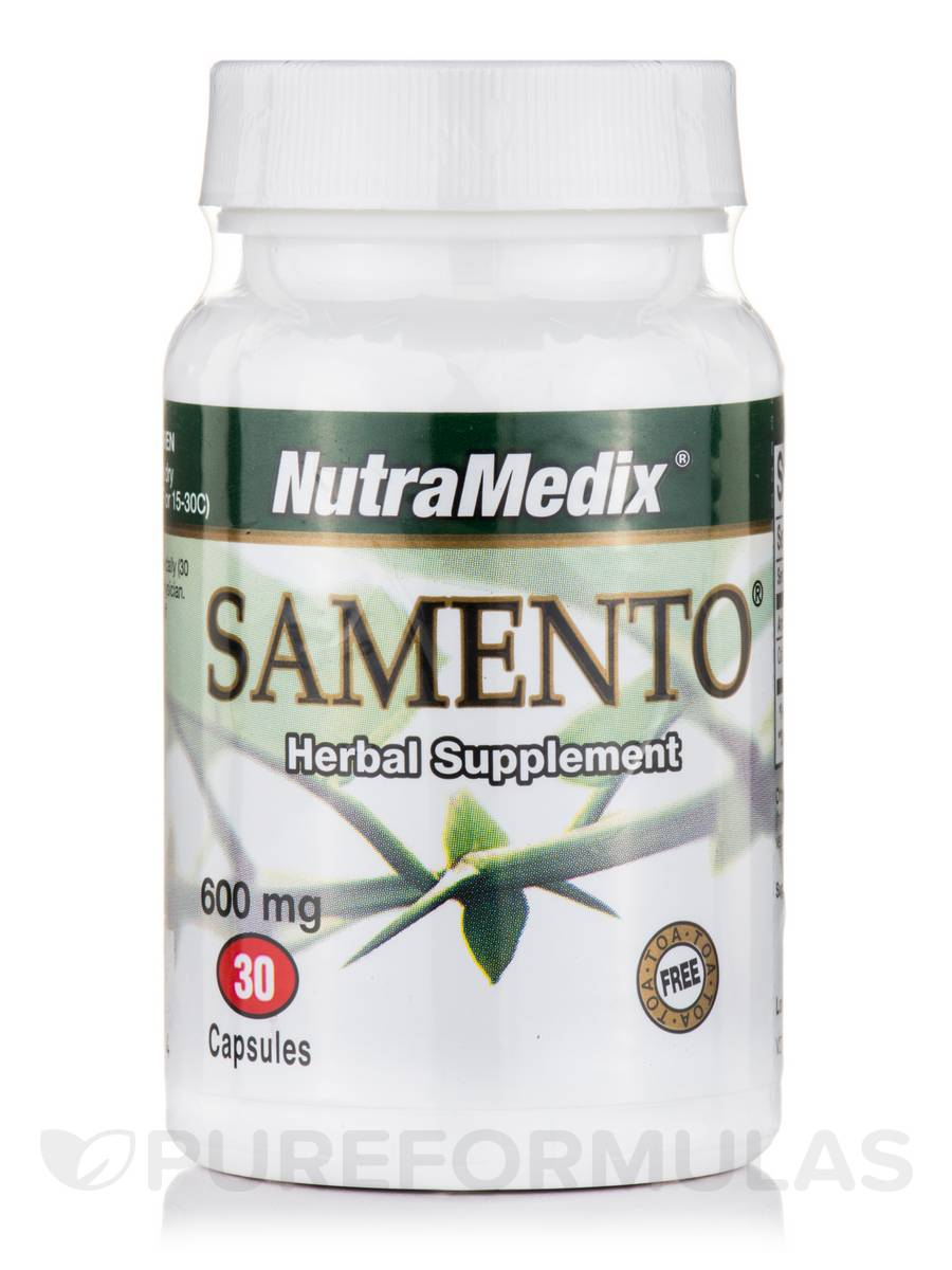 Samento 600 mg - 30 Capsules