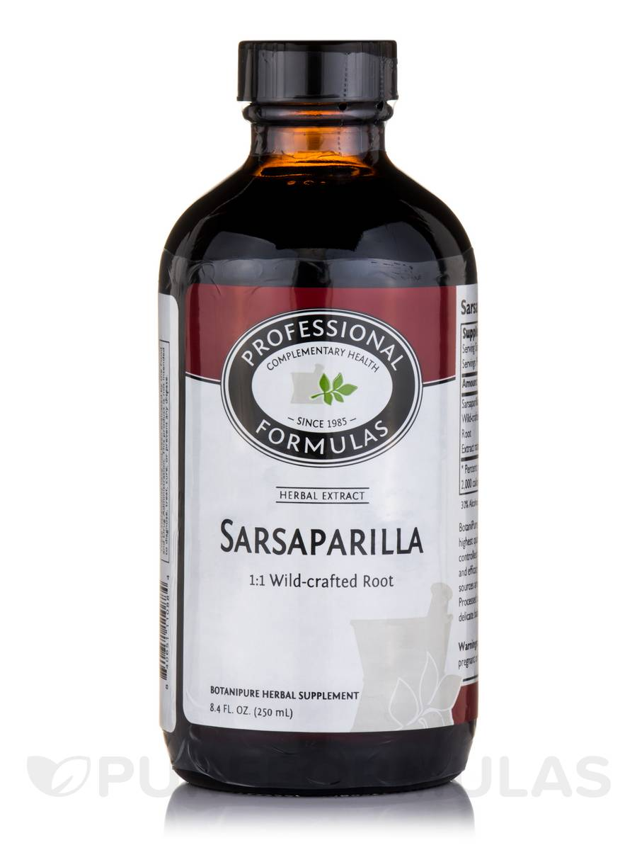 Sarsaparilla (Smilax Smilax ornata) - 8.4 fl. oz (250 ml)