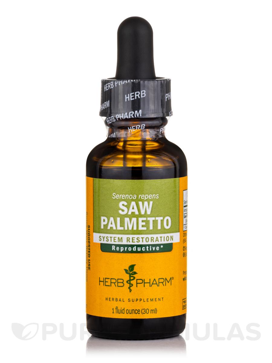 Saw Palmetto - 1 fl. oz (30 ml)