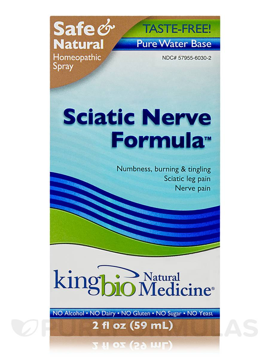 Sciatic Nerve Formula - 2 fl. oz (59 ml)