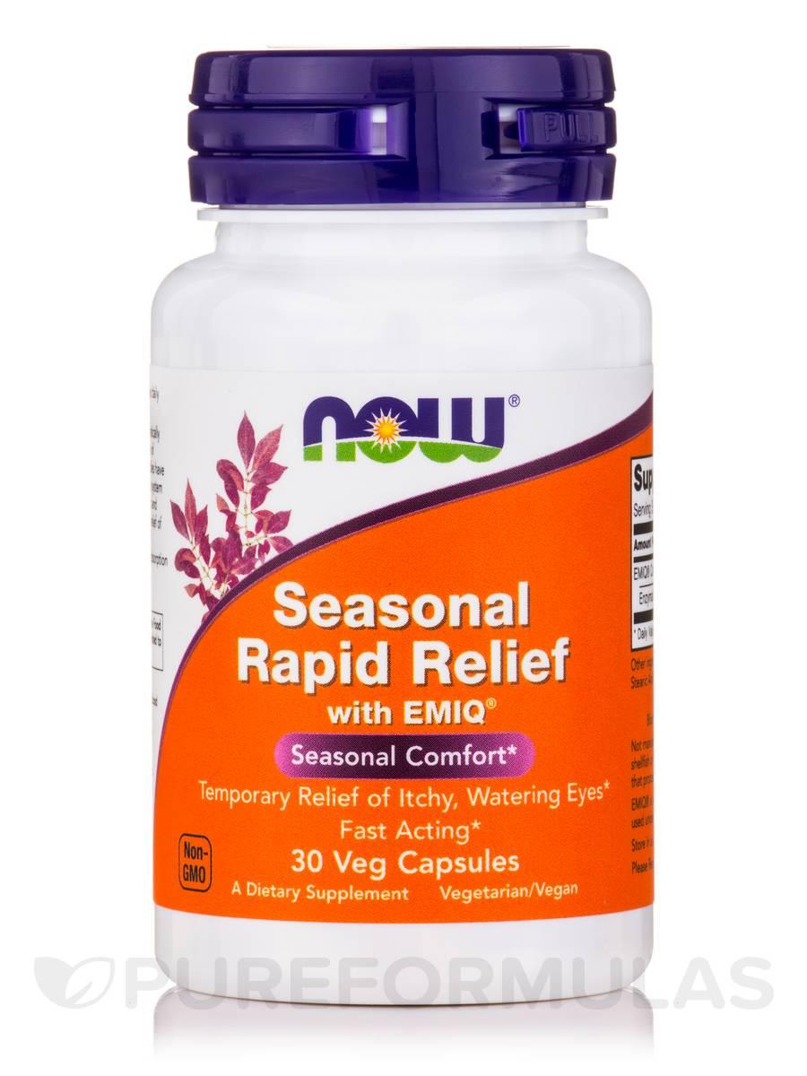 Seasonal Rapid Relief