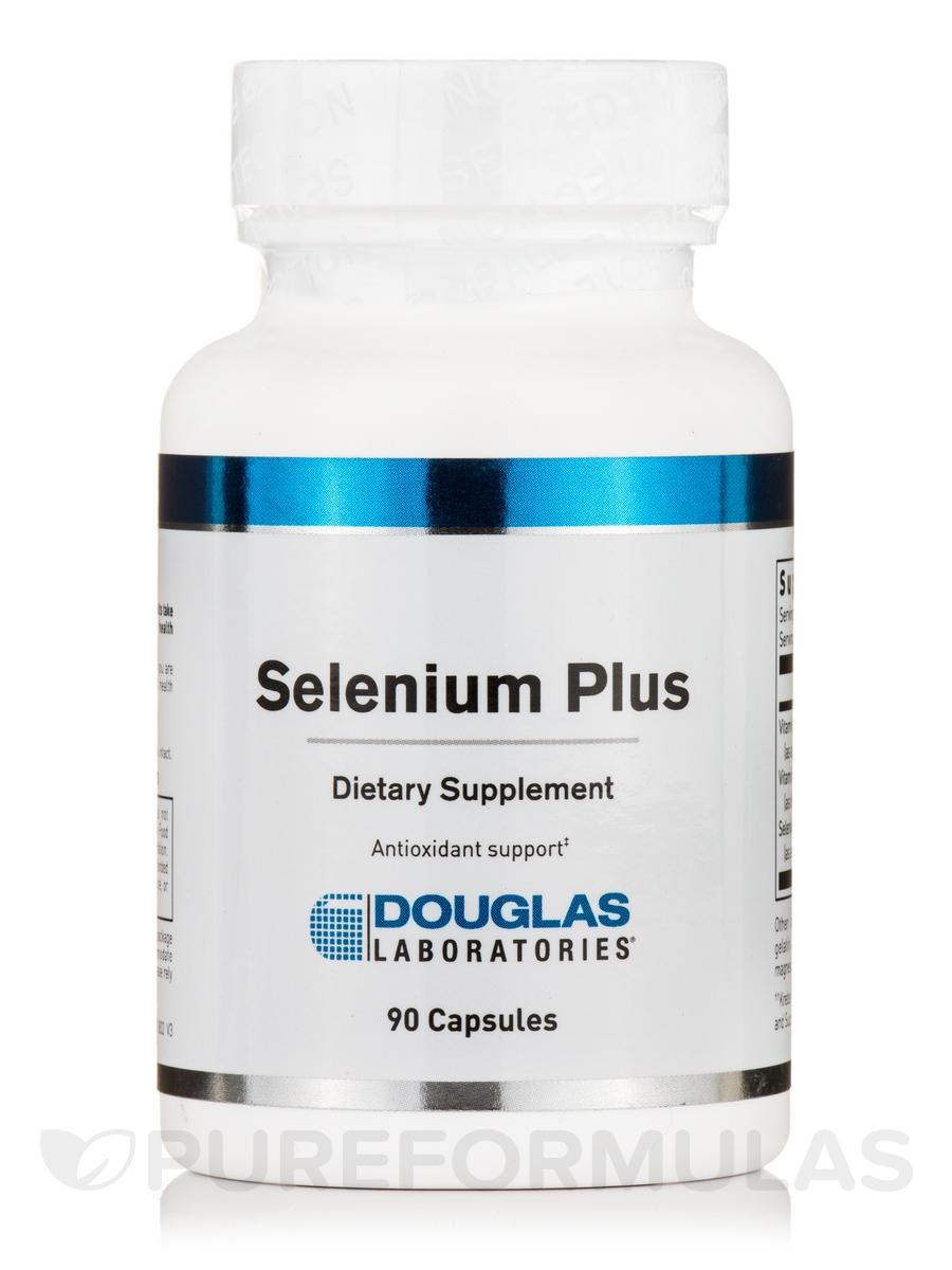 Selenium Plus - 90 Capsules