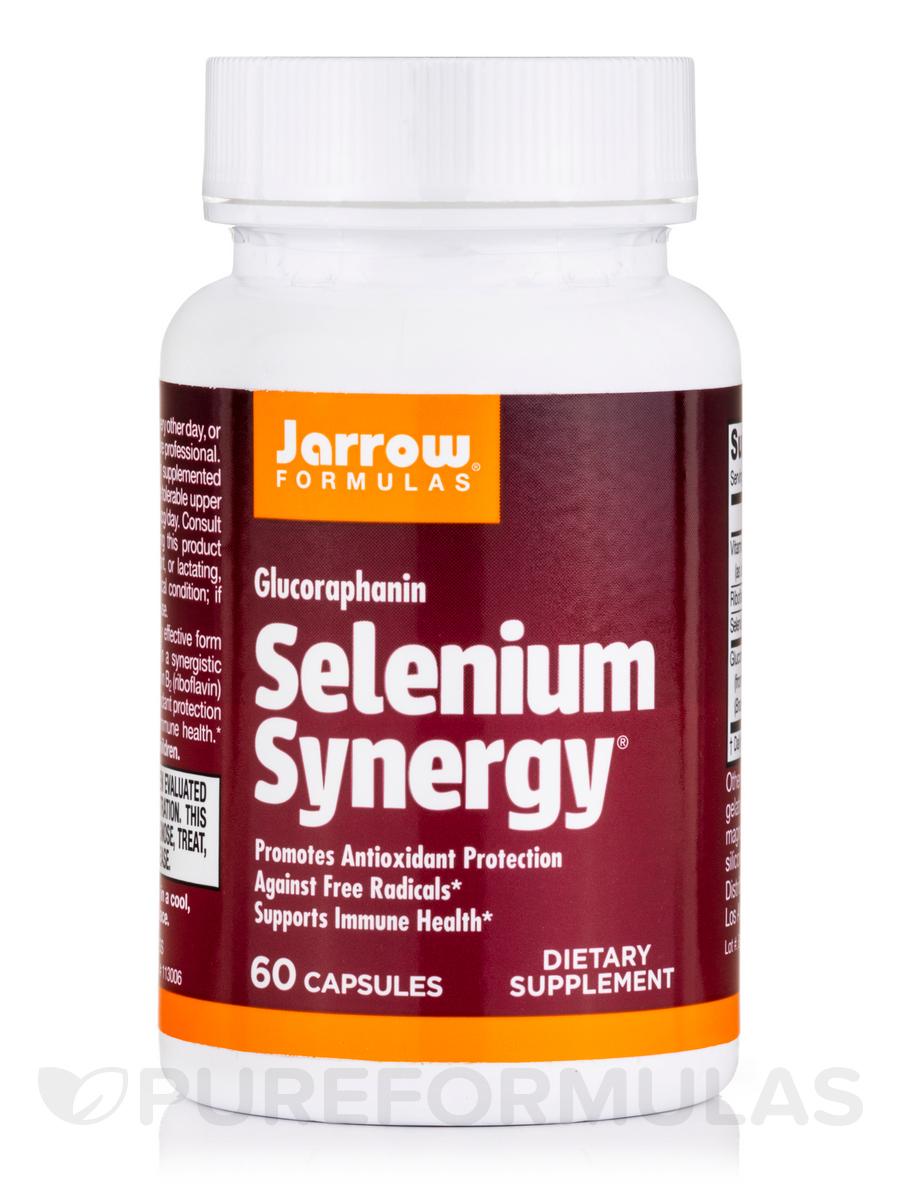 Selenium Synergy - 60 Capsules