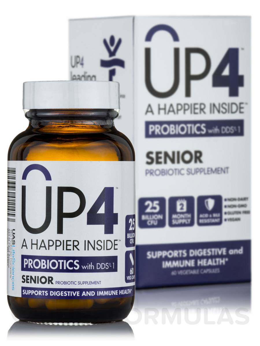 Best probiotics for seniors