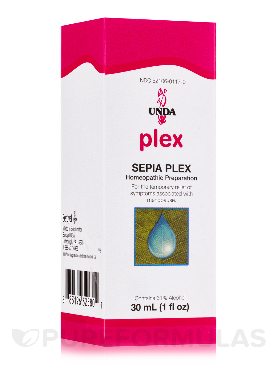 Sepia Plex - 1 fl. oz (30 ml)