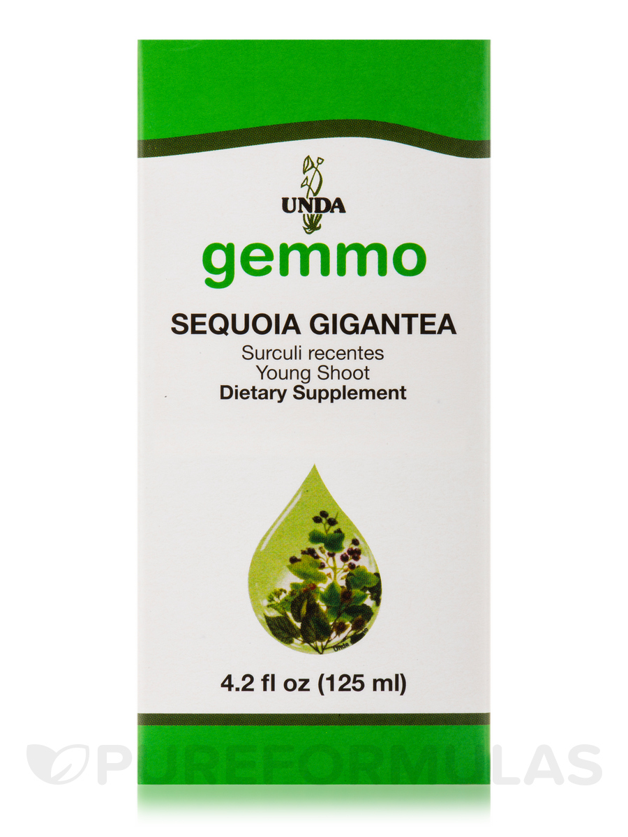 GEMMO - Sequoia Gigantea - 4.2 fl. oz (125 ml)