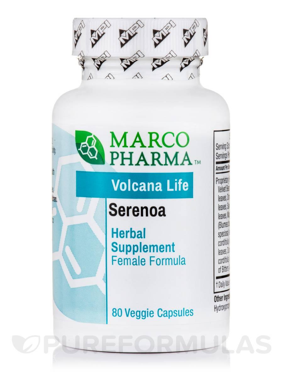 Serenoa - 80 Veggie Capsules