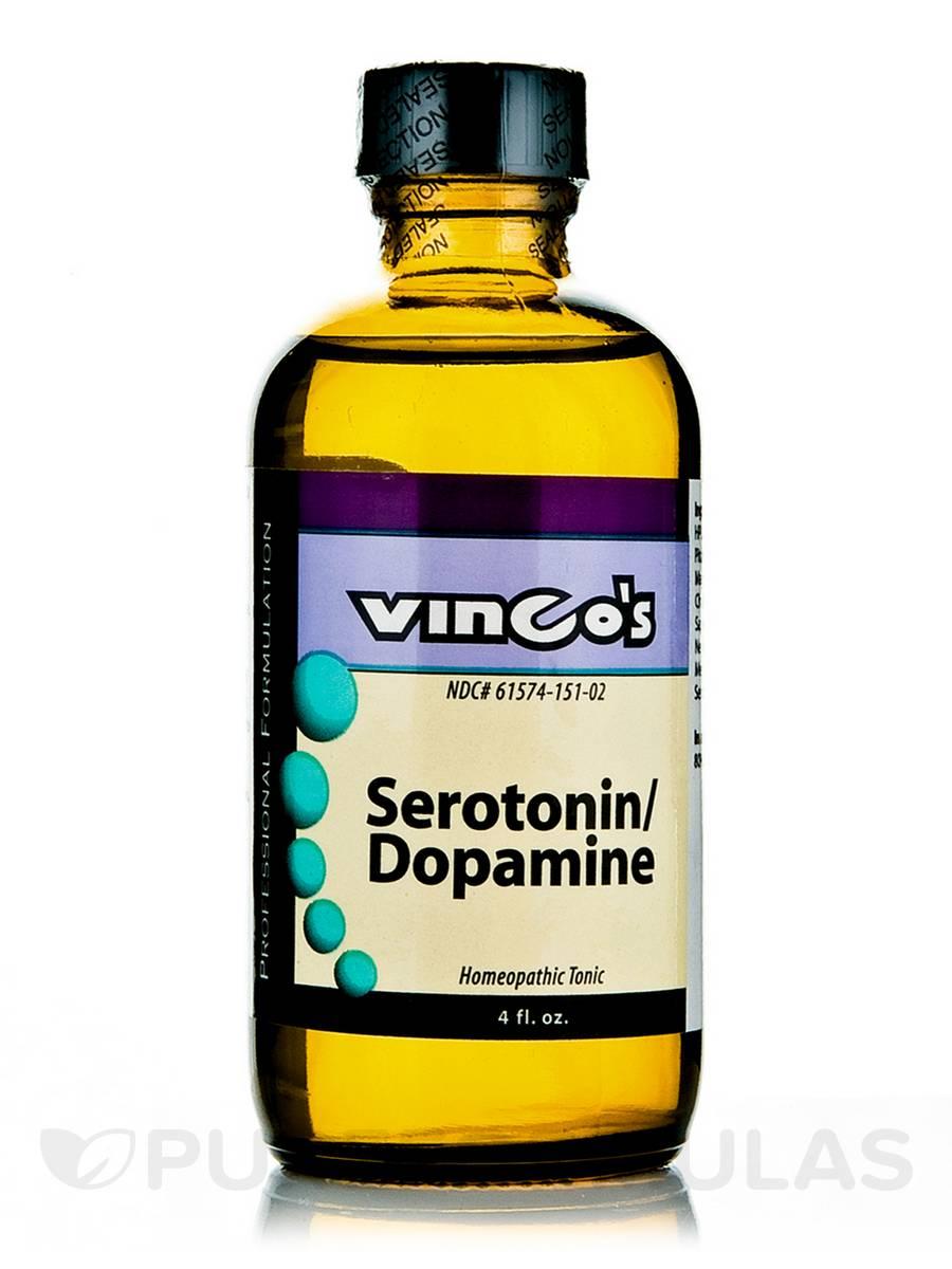 Serotonin Dopamine Tonic - 4 fl. oz