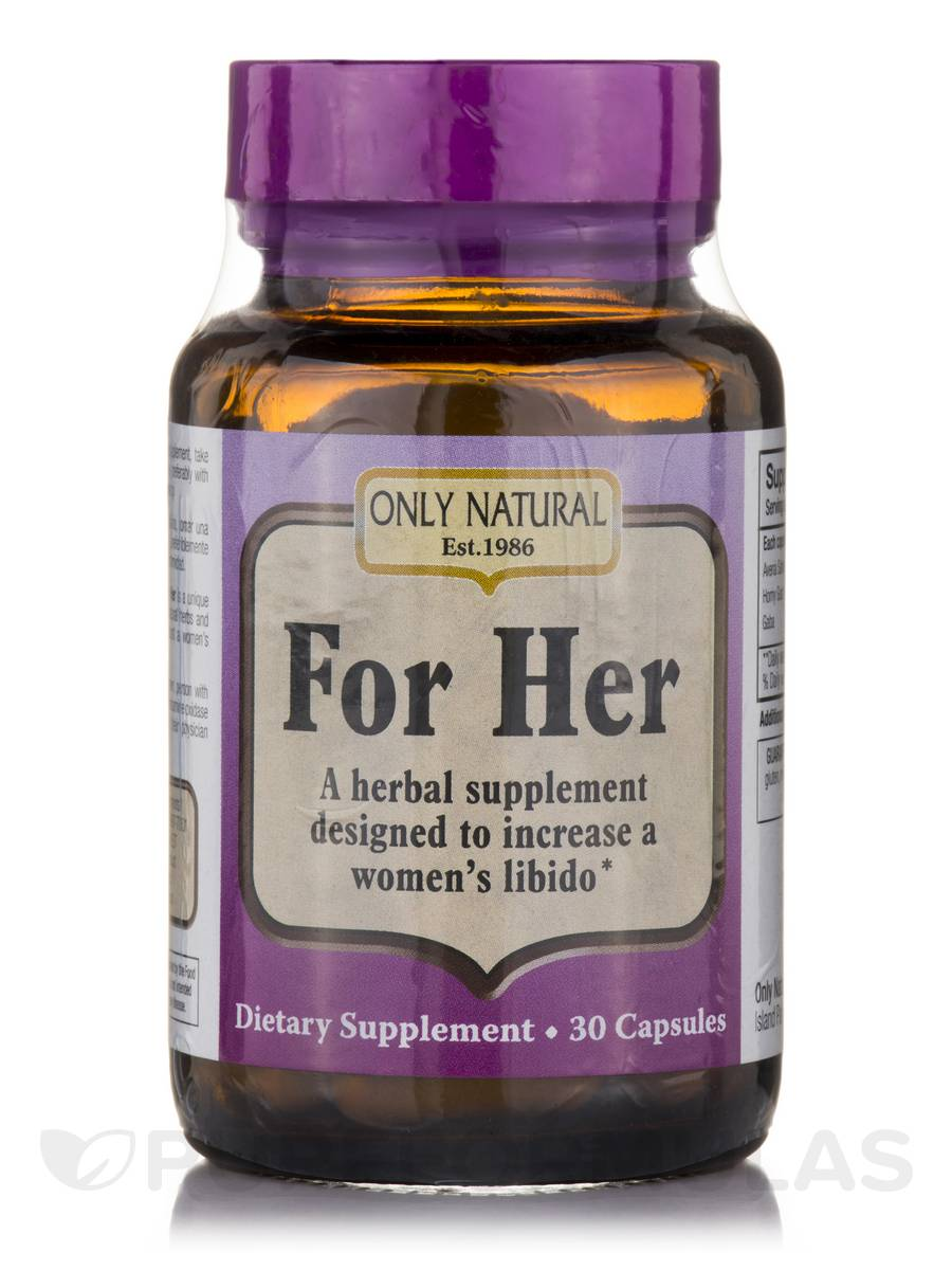 For Her (Libido Support) - 30 Capsules