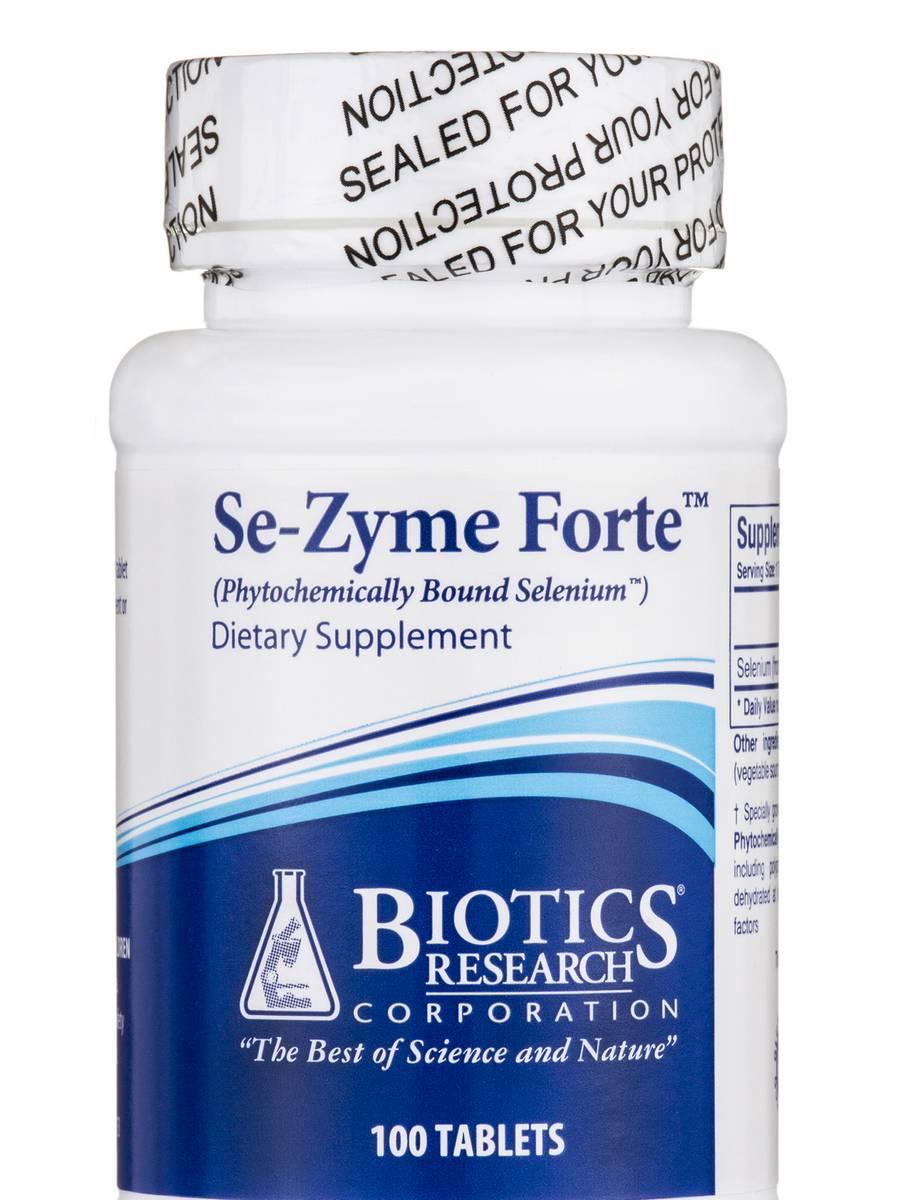 Se-Zyme Forte - 100 Tablets