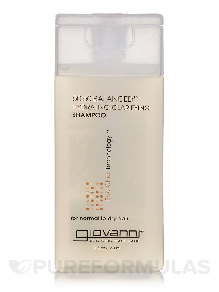 Shampoo 50/50 Balanced - 2 fl. oz (60 ml)