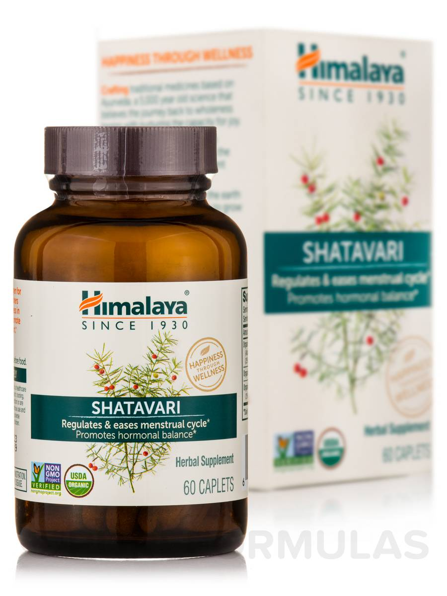 Shatavari - 60 Caplets