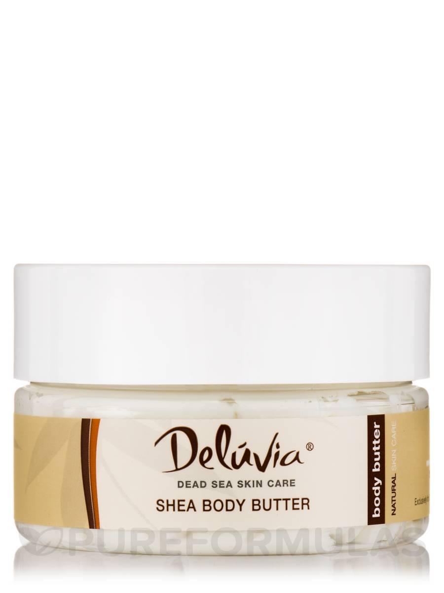 Dead Sea Shea Body Butter - 8 fl. oz (250 ml)