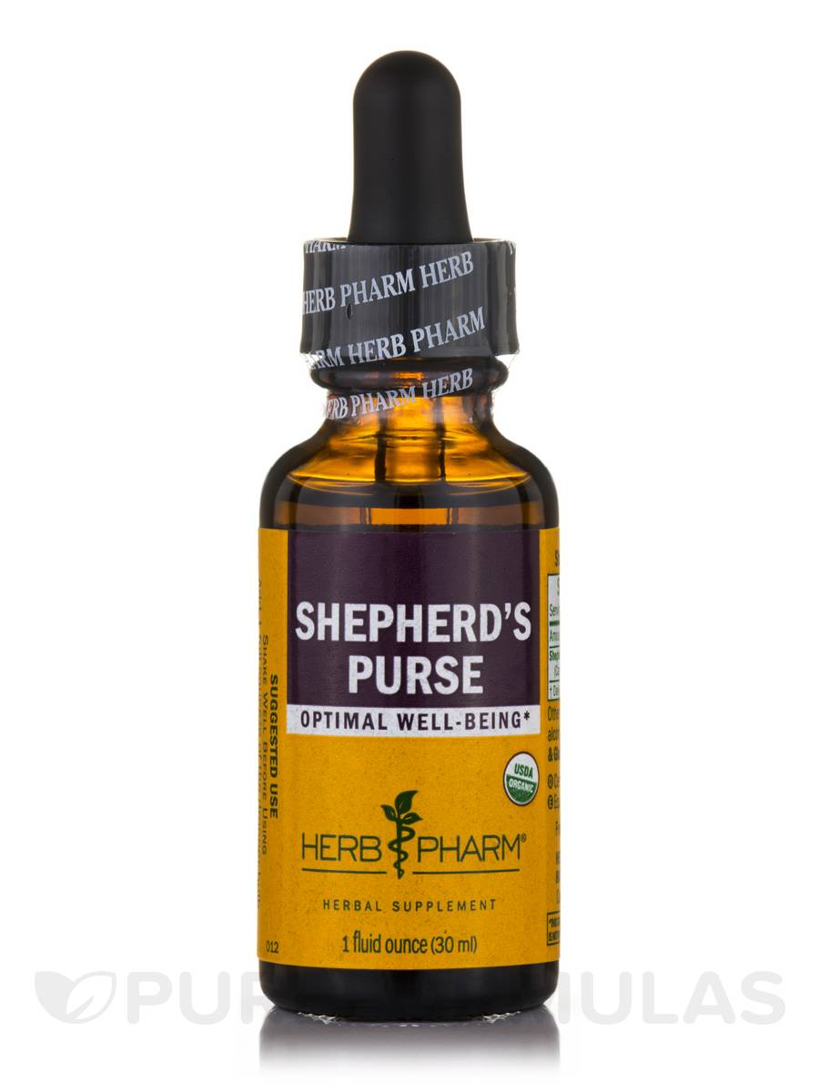 Shepherd's Purse - 1 fl. oz (30 ml)