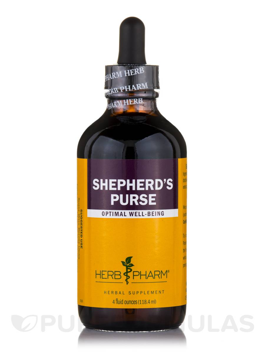 Shepherd's Purse - 4 fl. oz (118.4 ml)