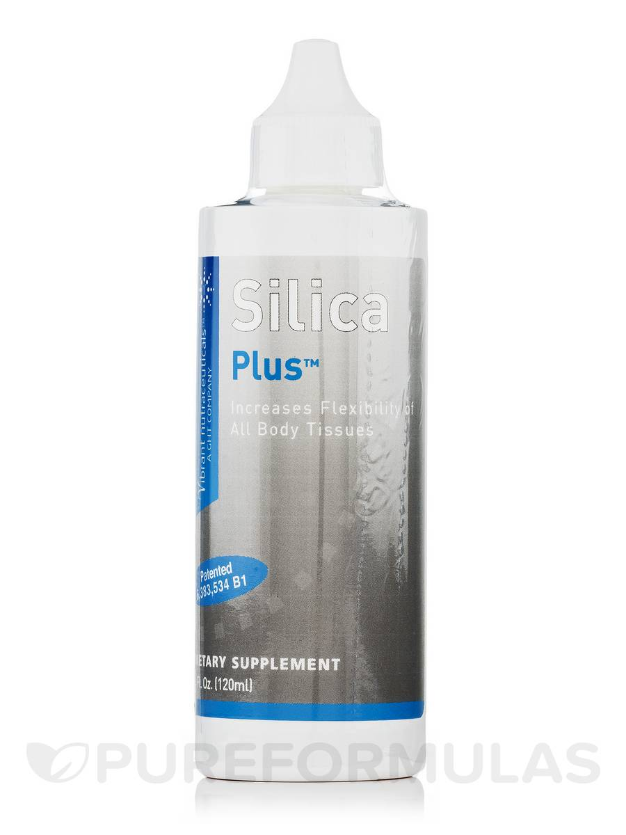 Silica Plus™ - 4 fl. oz (120 ml)