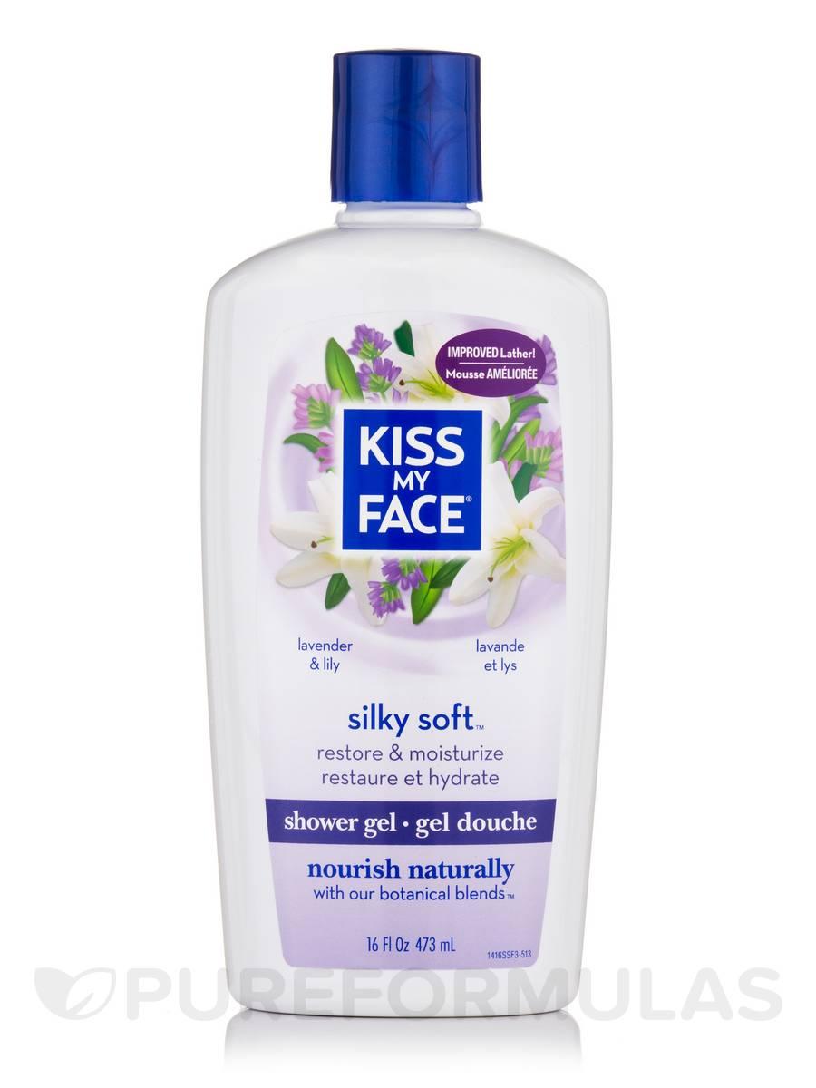 Silky Soft Shower Bath Gel - 16 fl. oz (473 ml)