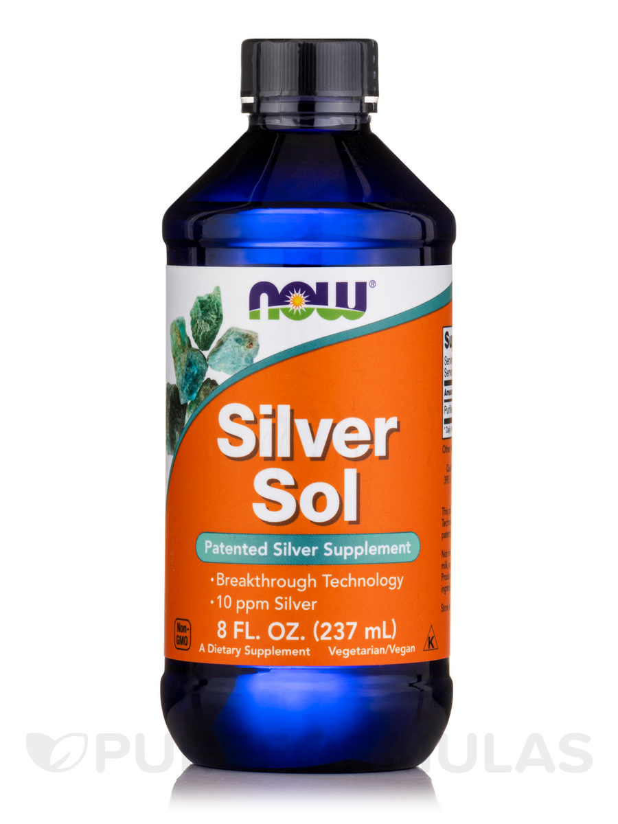 Silver Sol - 8 fl. oz (237 ml)