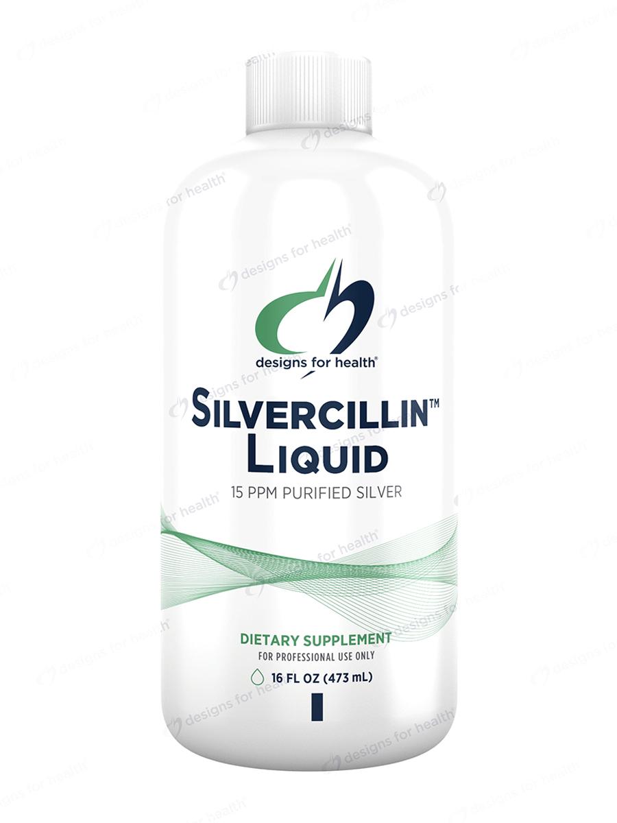 Silvercillin Liquid - 16 fl. oz (473 ml)