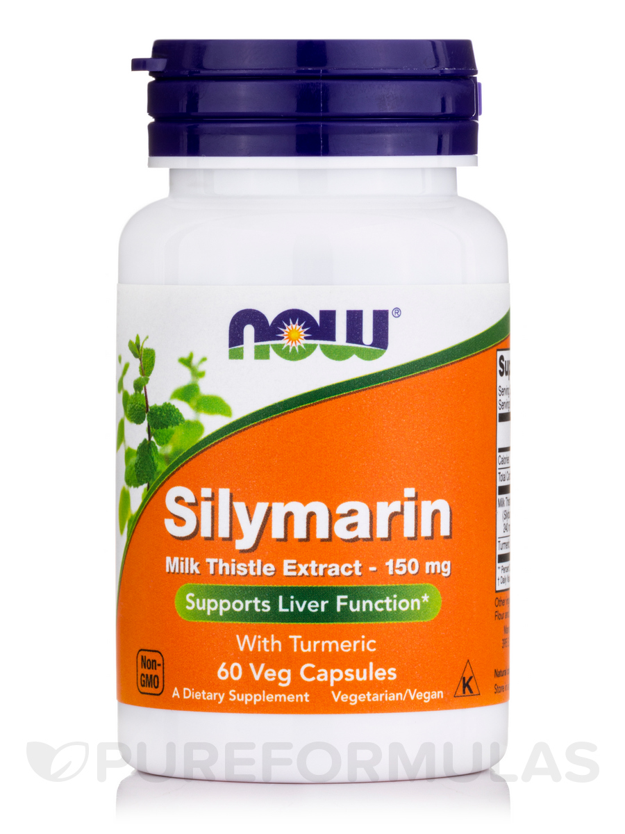 Silymarin 150 mg - 60 Vegetarian Capsules