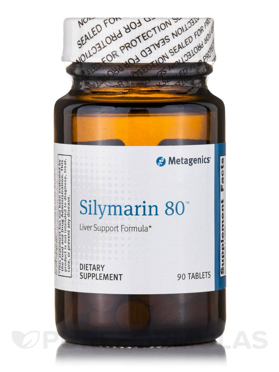 Silymarin 80 - 90 Tablets