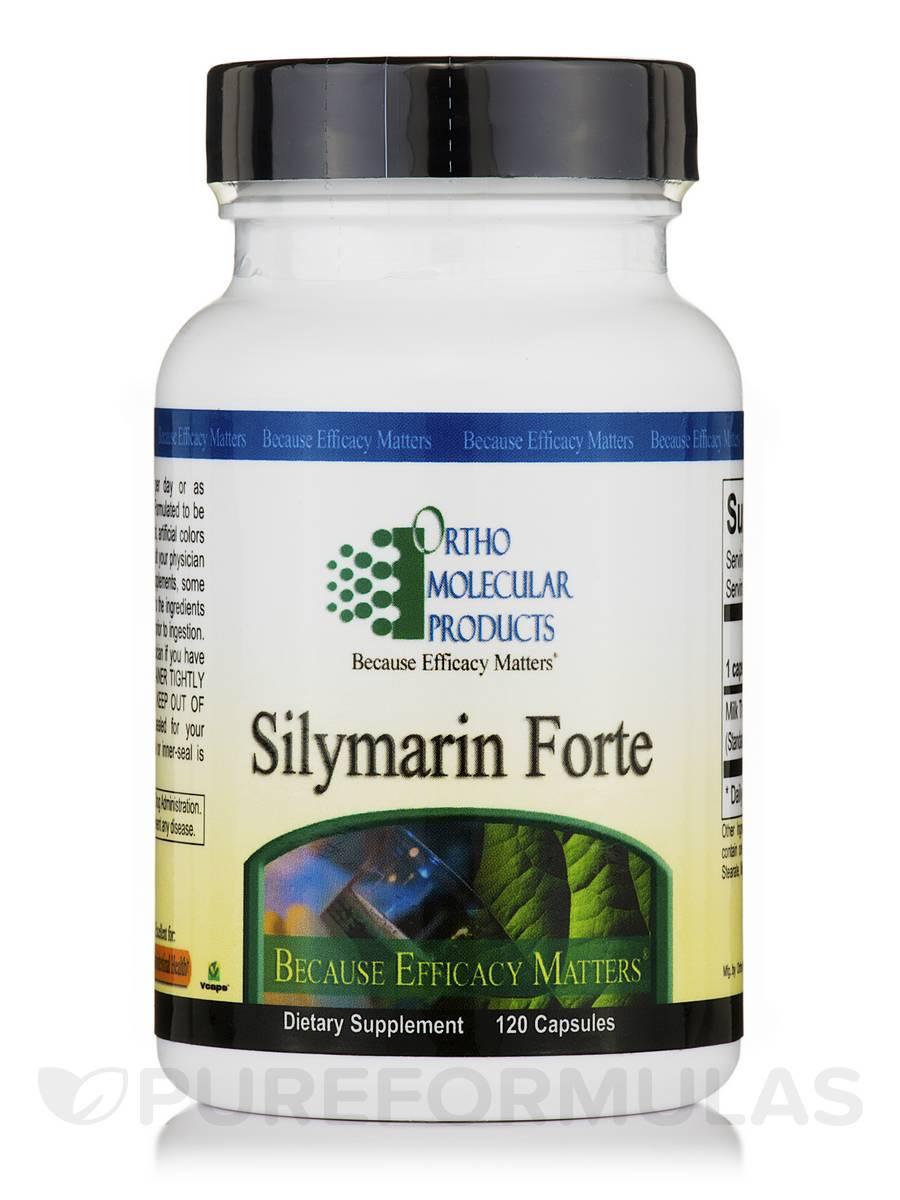 Silymarin Forte - 120 Capsules