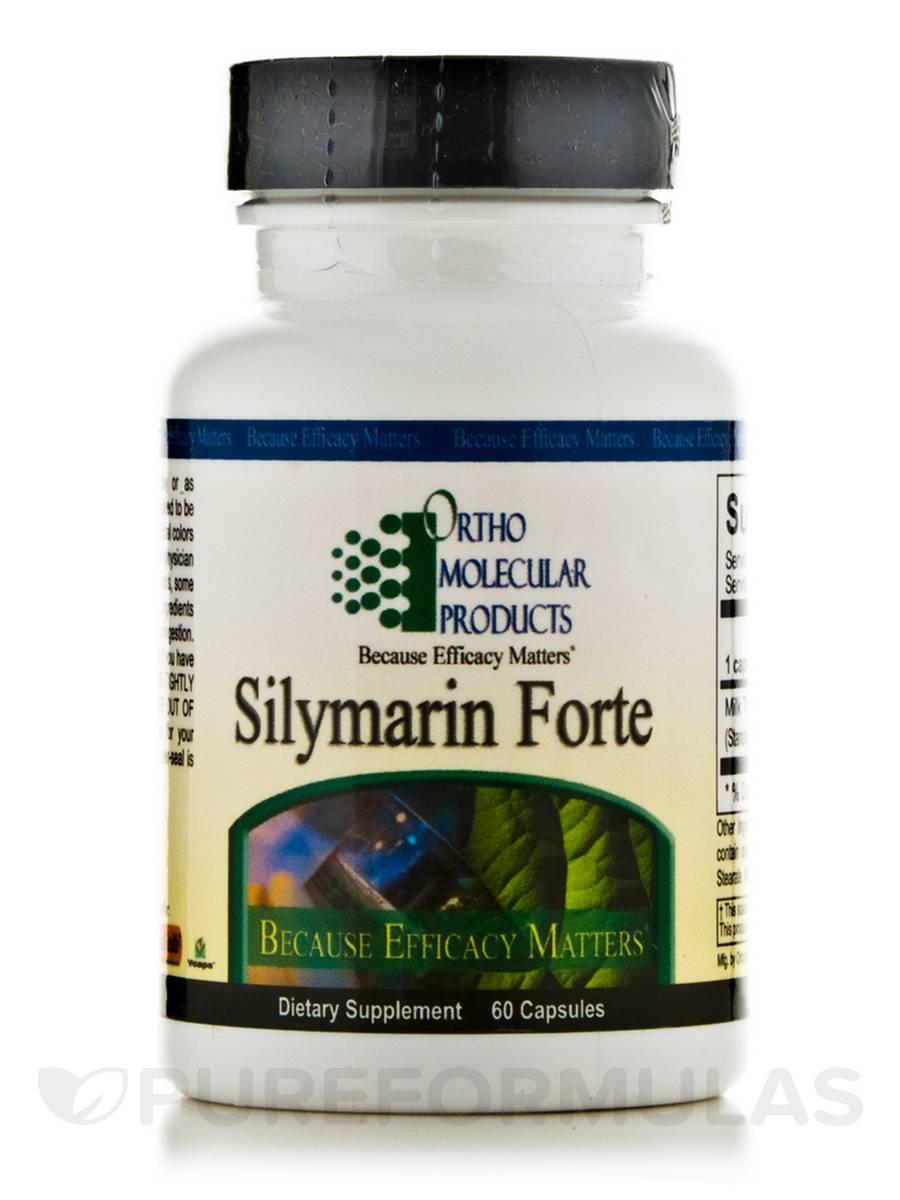 Silymarin Forte - 60 Capsules