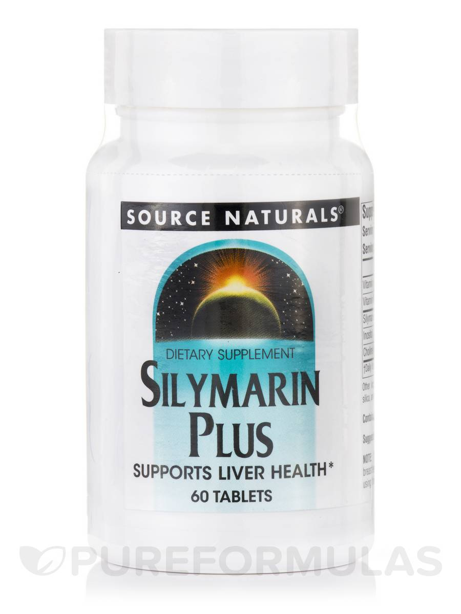 Silymarin Plus - 60 Tablets