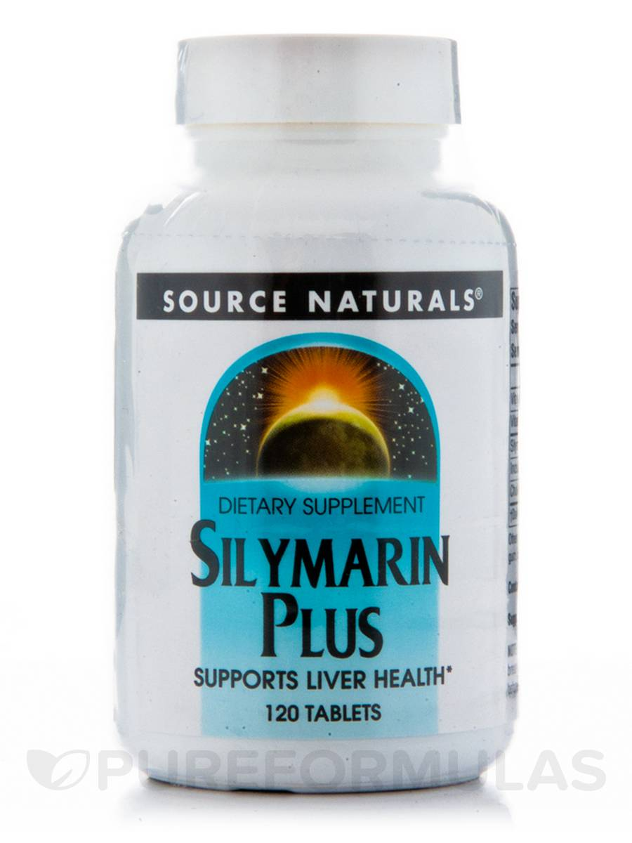 Silymarin Plus - 120 Tablets