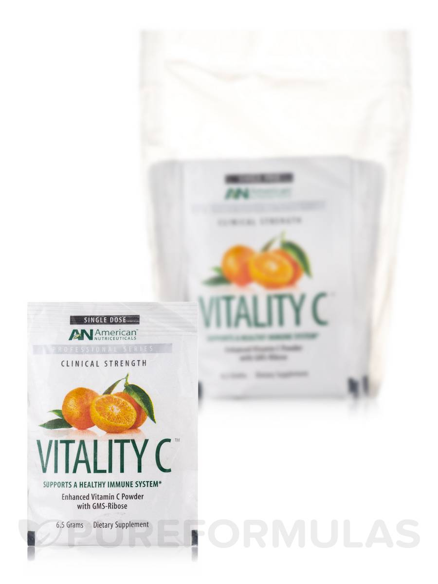 Single Dose Vitality C - 20 Packets