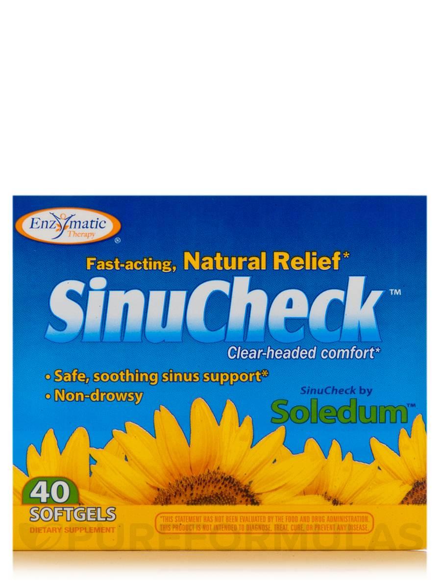 SinuCheck - 40 Softgels