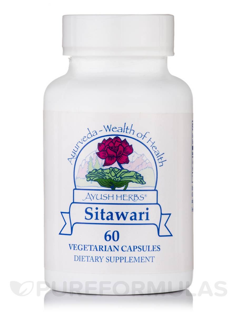 Sitawari - 60 Vegetarian Capsules