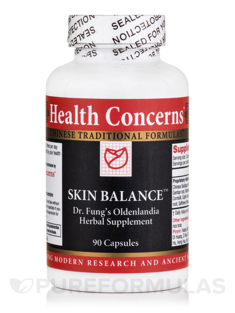 Skin Balance - 90 Tablets