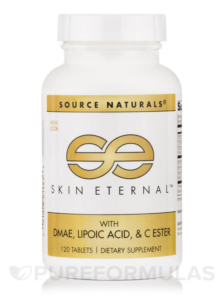 Skin Eternal™ - 120 Tablets