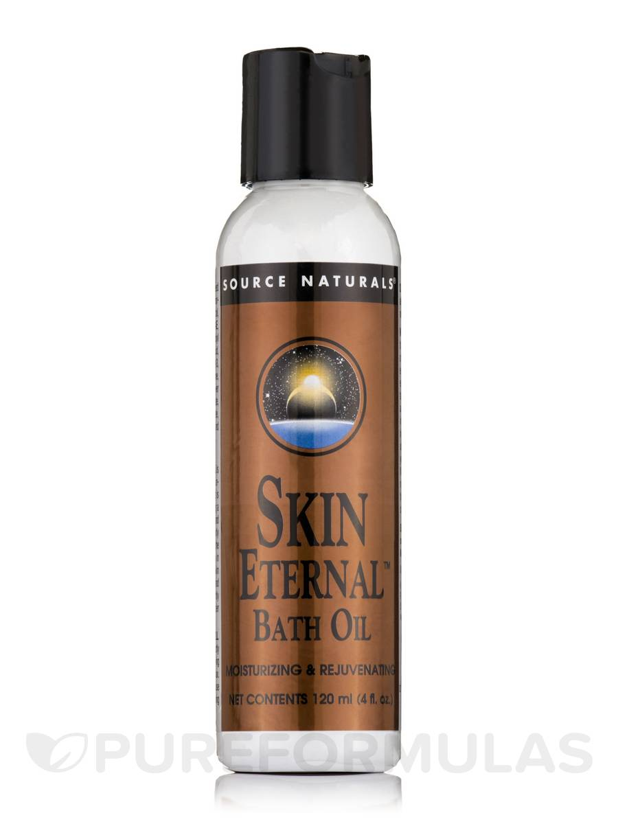 Skin Eternal™ Bath Oil - 4 fl. oz (120 ml)