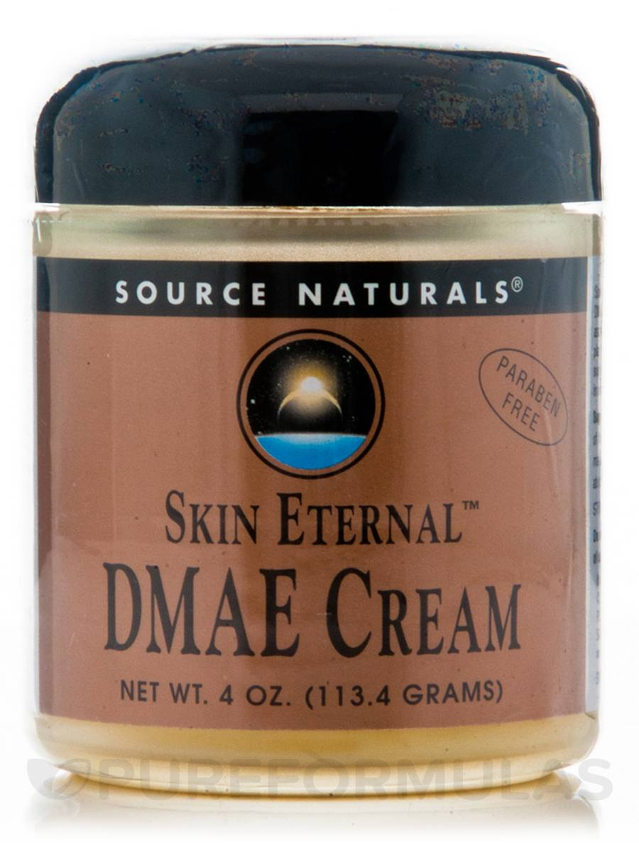 Source Naturals Dmae Cream Review