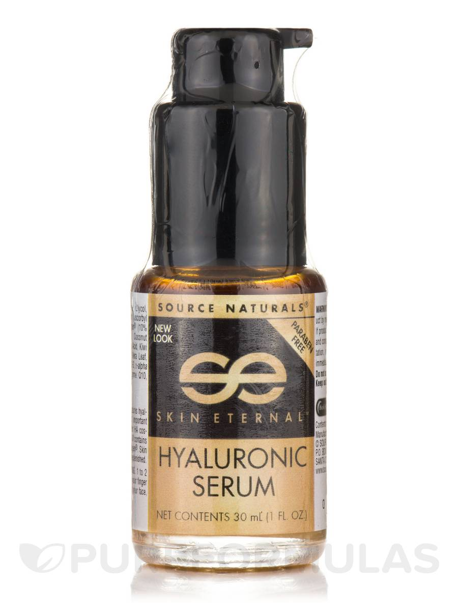 Skin Eternal™ Hyaluronic Serum - 1 fl. oz (30 ml)