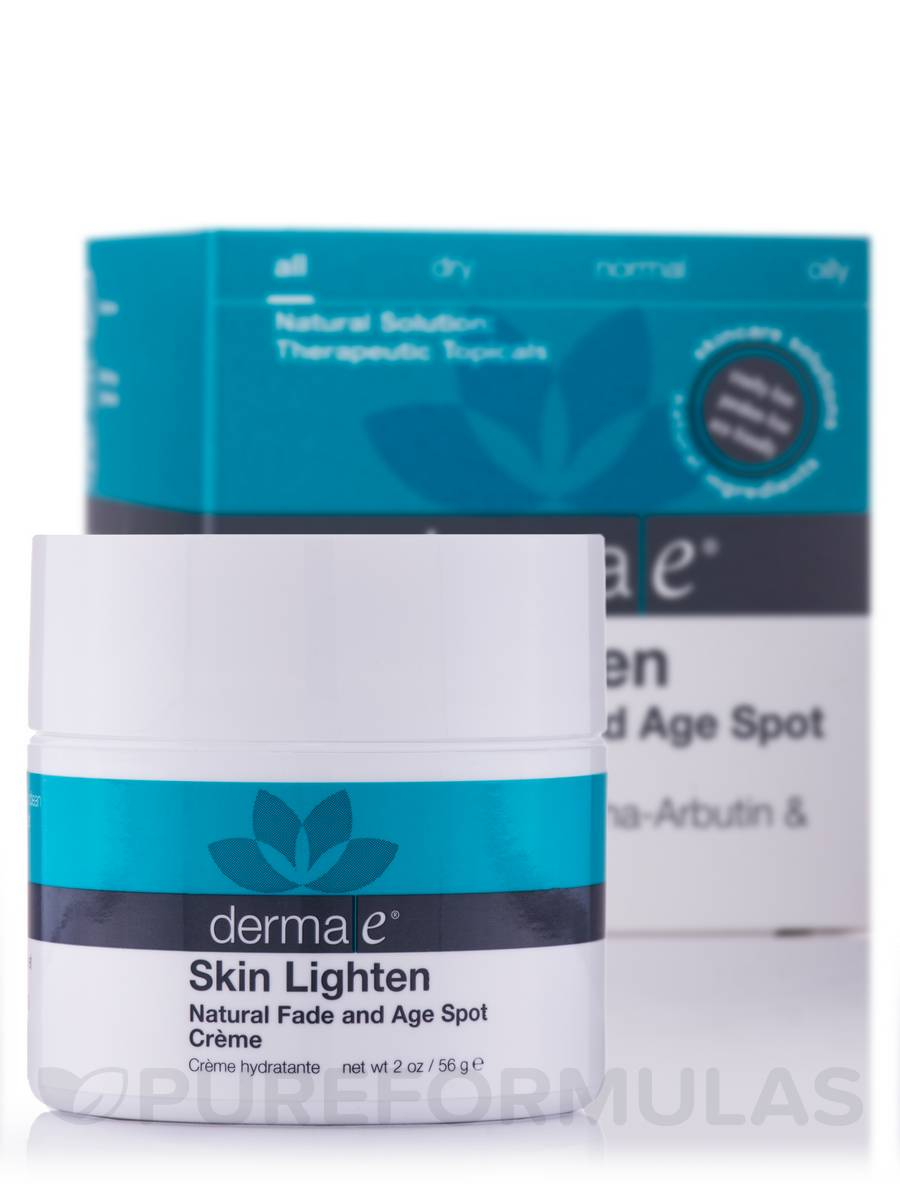 Skin Lighten Natural Fade Age Spot Creme - 2 oz (56 Grams)