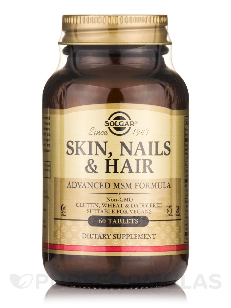 Nails & Hair - 60 Tablets