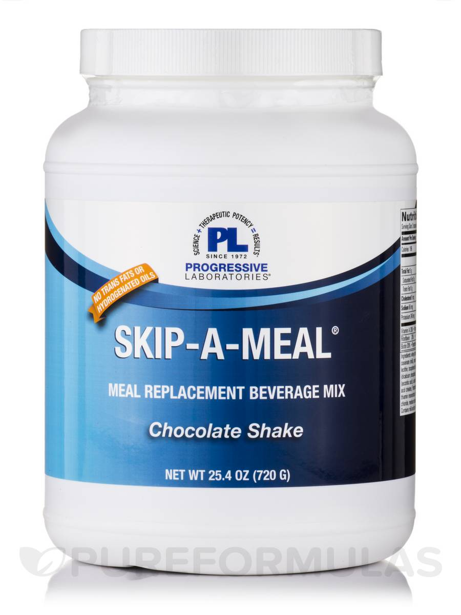 Skip-A-Meal (Chocolate) - 25.4 oz (720 Grams)