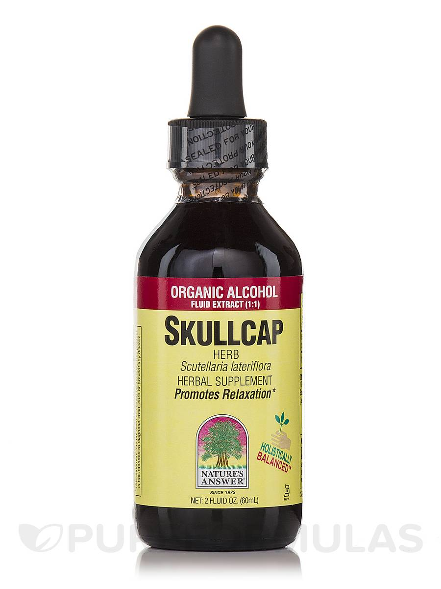 Skullcap Herb Extract - 2 fl. oz (60 ml)