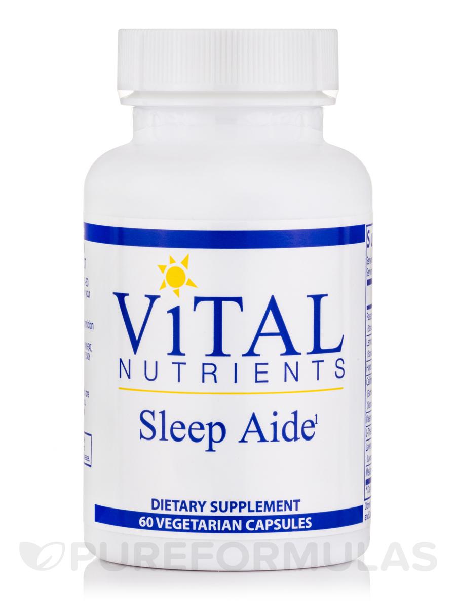 Sleep Aide - 60 Vegetarian Capsules