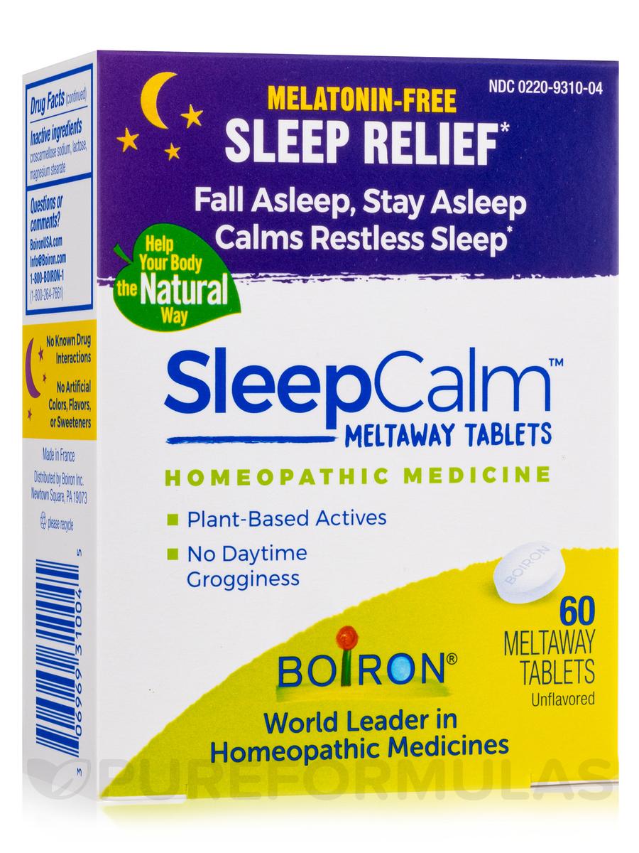 SleepCalm™ - 60 Meltaway Tablets