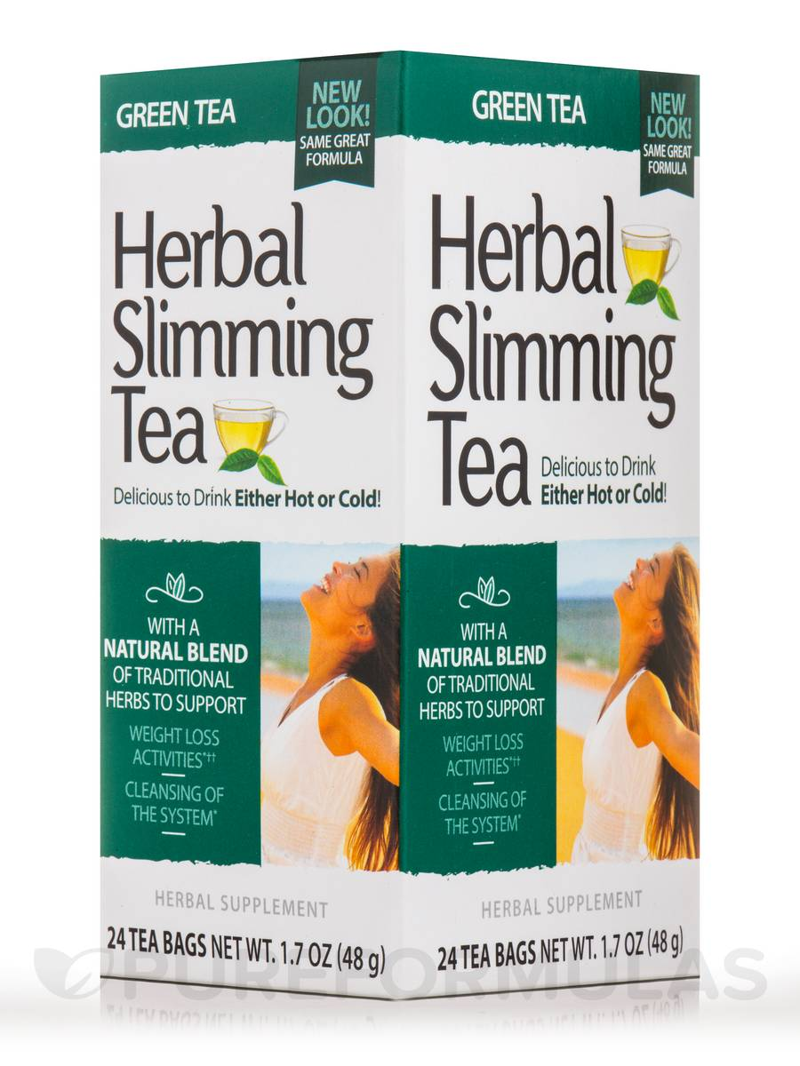 Slimming Tea Green - 24 Tea Bags