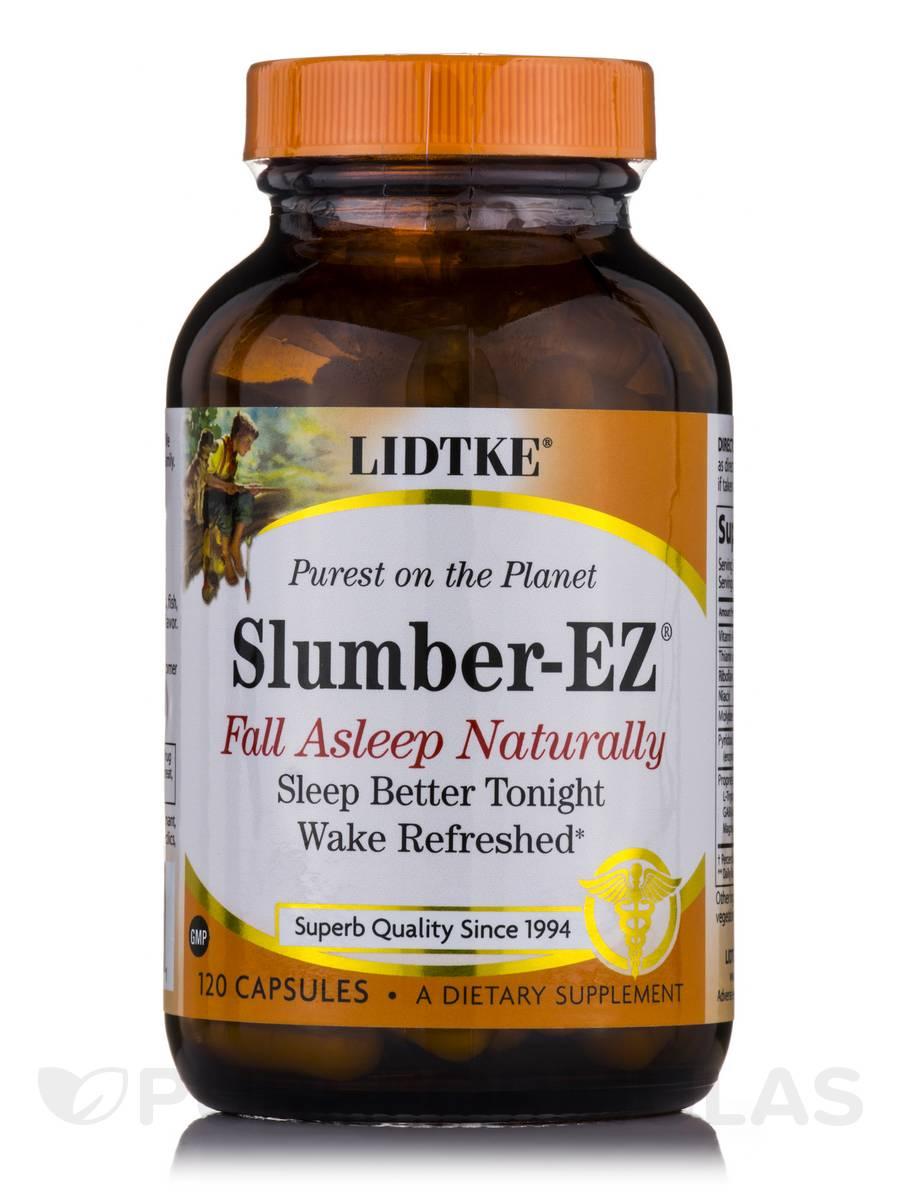 Slumber-EZ® - 120 Capsules