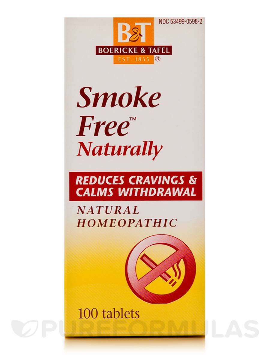 Smoke Free - 100 Tablets