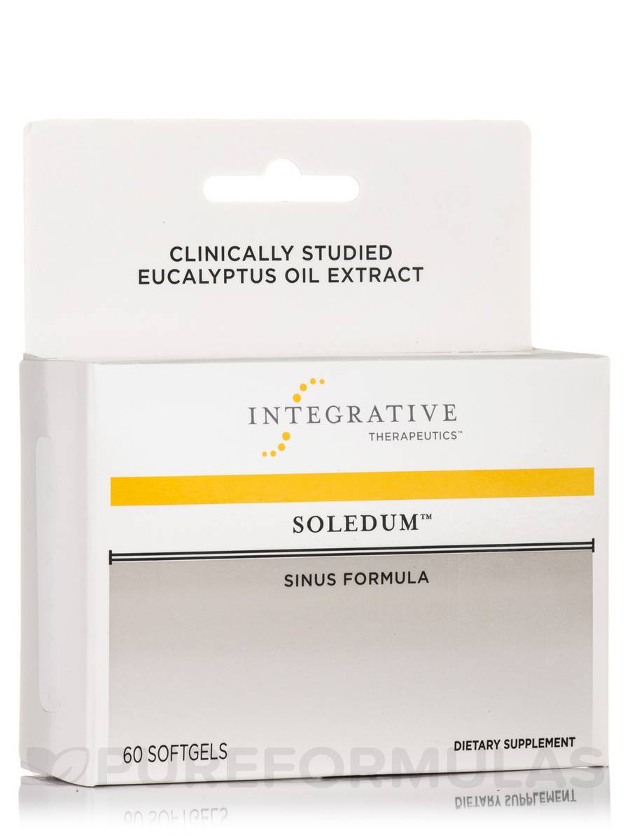 Soledum™ - 60 Softgels