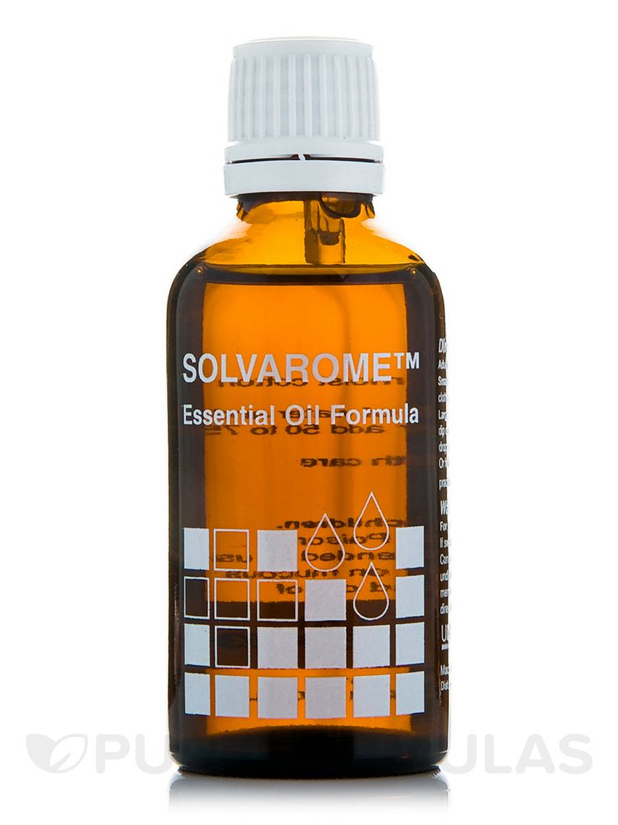 Solvarome (Essential Oil Formula) - 1.7 fl. oz (50 ml)