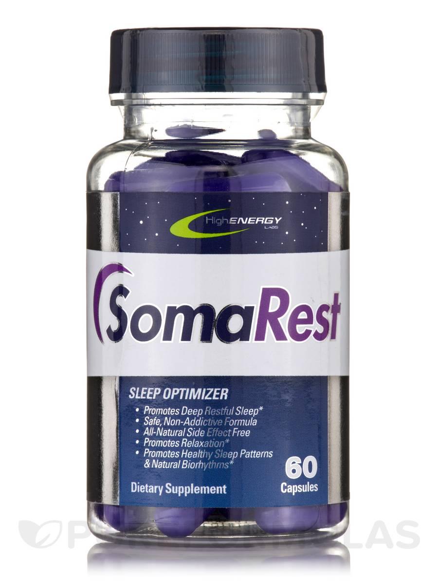 Somarest - 60 Capsules